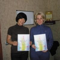 Фото с наших семинаров обучения Рейки_6